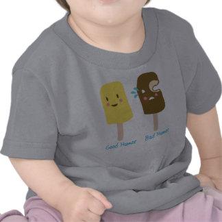 Good Humor Bad Humor Tee Shirts
