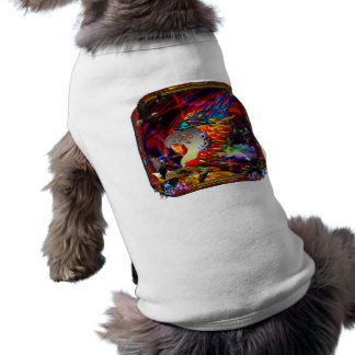 Good Hunting Abstract Background Shirt