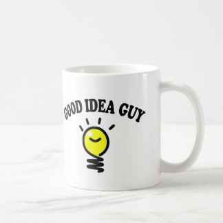 Good Idea Guy Coffee Mug