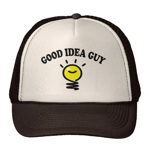Good Idea Guy Hats