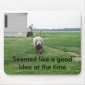 Good Idea Mouse Pad