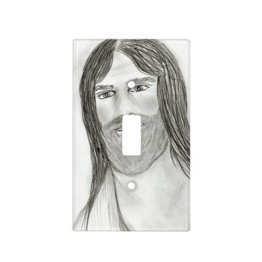 Good Jesus Light Switch Cover Zazzlecom