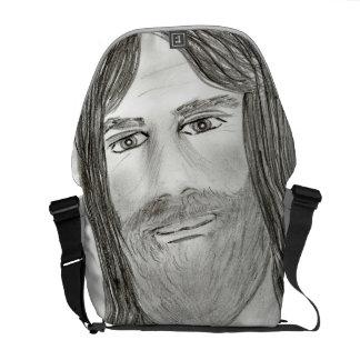 Good Jesus Messenger Bag