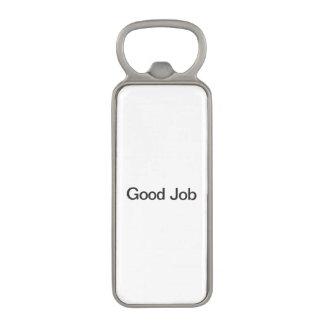 Good Job.ai Magnetic Bottle Opener