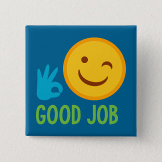 Good Job Emoji Button