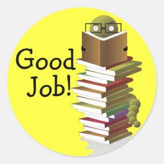 Good Job Reward Stickers