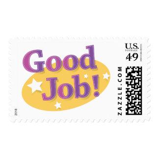 Good Job! Stamp