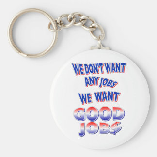Good Job TXT v3 RED-BLUE fabspark frida morris fre Keychain