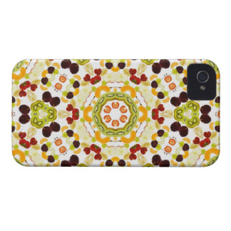 Good karma and well being from a healthy diet 2 iPhone 4 cases