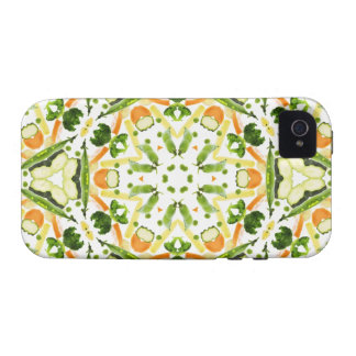 Good karma and well being from a healthy diet 3 iPhone 4/4S covers