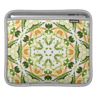 Good karma and well being from a healthy diet 3 iPad sleeves