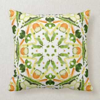 Good karma and well being from a healthy diet 3 pillows