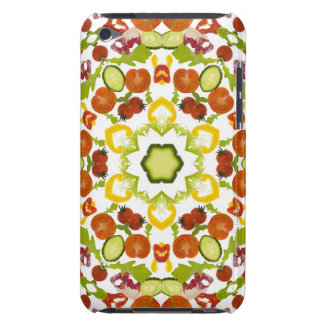 Good karma and well being from a healthy diet Case-Mate iPod touch case