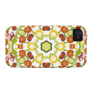 Good karma and well being from a healthy diet iPhone 4/4S cover