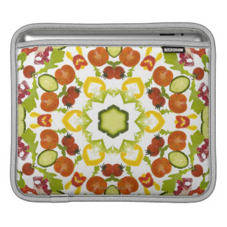 Good karma and well being from a healthy diet sleeve for iPads