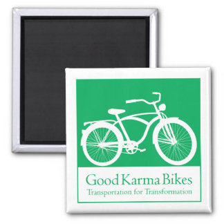 Good Karma Bikes Magnet