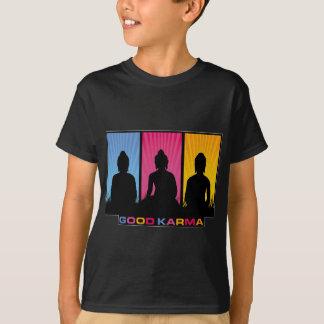 Good Karma Buddhas T-Shirt