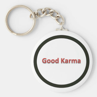 Good Karma Keychain