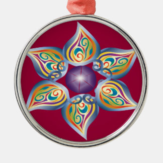 Good Karma Metal Ornament