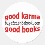 Good karma! the sticker (sm)