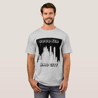 GOOD KID MAD CITY Men's Basic T-Shirt