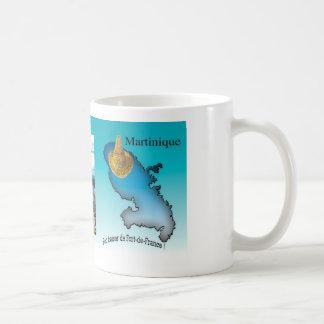 Good kiss of Fort-de-France Classic White Coffee Mug