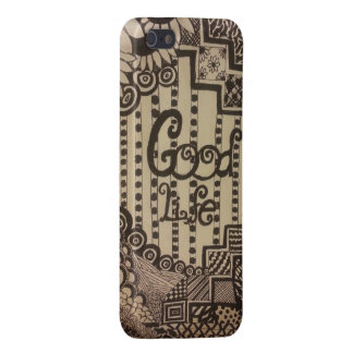 Good Life Case For iPhone SE/5/5s