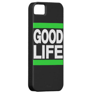 Good Life Green Case For iPhone 5/5S
