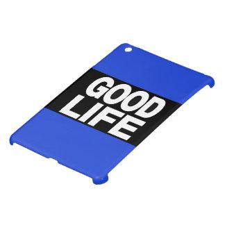 Good Life Long Blue iPad Mini Covers