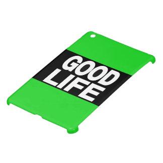 Good Life Long Green Case For The iPad Mini