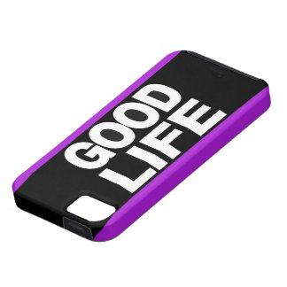 Good Life Long Purple iPhone 5/5S Cover