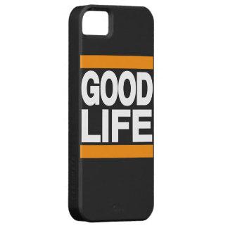 Good Life Orange iPhone 5/5S Case
