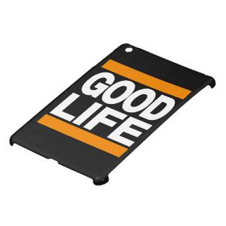 Good Life Orange iPad Mini Cover