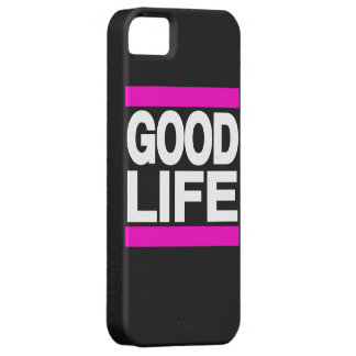 Good Life Pink Case For iPhone 5/5S