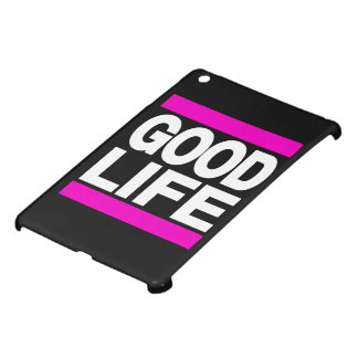 Good Life Pink Cover For The iPad Mini