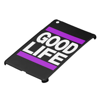 Good Life Purple iPad Mini Covers