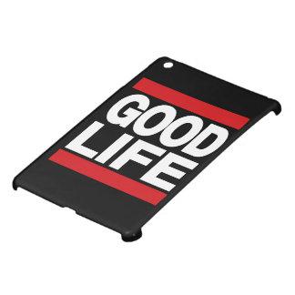 Good Life Red iPad Mini Case