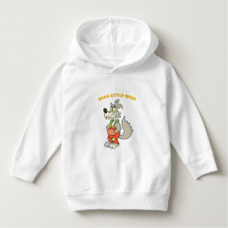 Good Little Wolf Toddler Hoodie