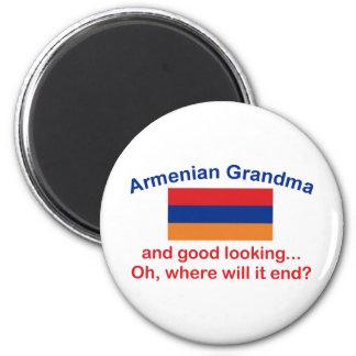 Good Lkg Armenian Grandma Magnet
