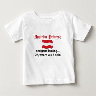 Good Lkg Austrian Princess T-shirt