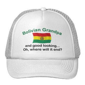 Good Lkg Bolivian Grandpa Mesh Hats