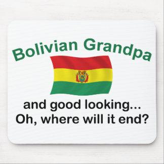 Good Lkg Bolivian Grandpa Mouse Pad