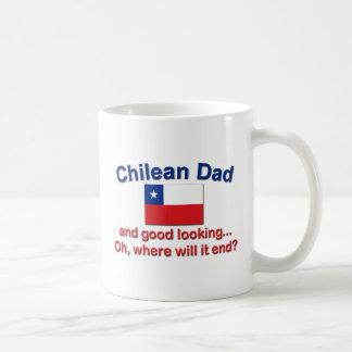 Good Lkg Chilean Dad Coffee Mug