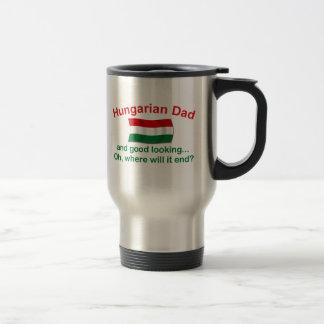 Good Lkg Hungarian Dad Travel Mug