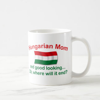 Good Lkg Hungarian Mom Coffee Mug