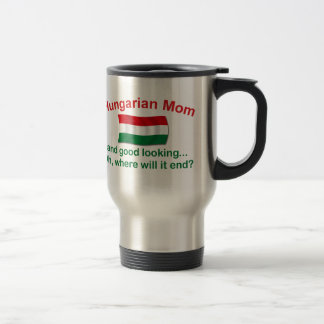 Good Lkg Hungarian Mom Travel Mug