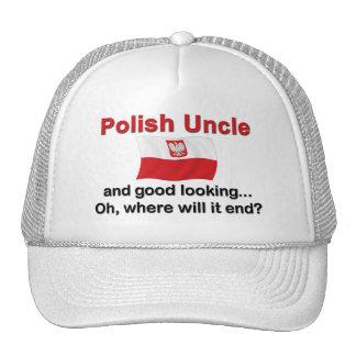 Good Lkg Polish Uncle Trucker Hat