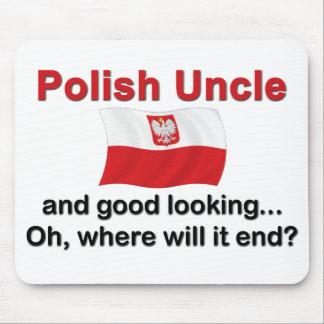 Good Lkg Polish Uncle Mouse Pad