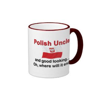 Good Lkg Polish Uncle Mug