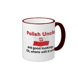 Good Lkg Polish Uncle Ringer Mug